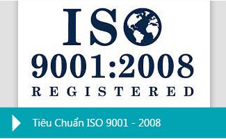 Đồng phục K14 và ISO 9001 - 2008