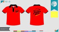 Đồng phục nhân viên PizaHurt