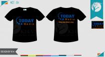 Mẫu áo đồng phục CT Today Media